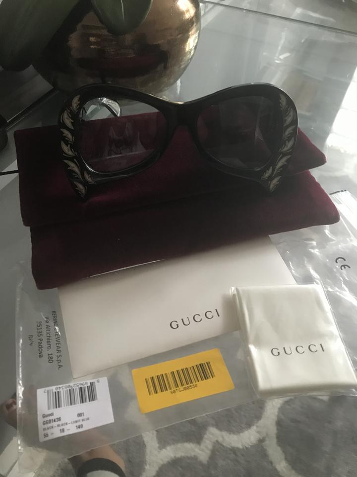 28282a7719a Gucci New Gucci GG0143s Hollywood Forever Collection Image 10. 1234567891011