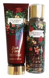 4ba4e11befe Victoria s Secret  CS  Dark Flora Fragrance Mist   Lotion Set
