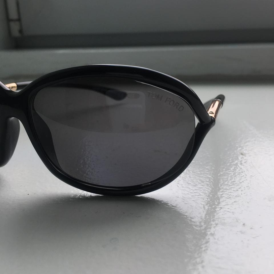 79024600a3 Tom Ford Jennifer soft square polarized sunglasses FT 0008P Image 6. 1234567