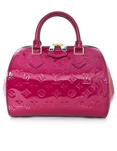 Louis Vuitton Monogram Vernis Patent Leather Baguette