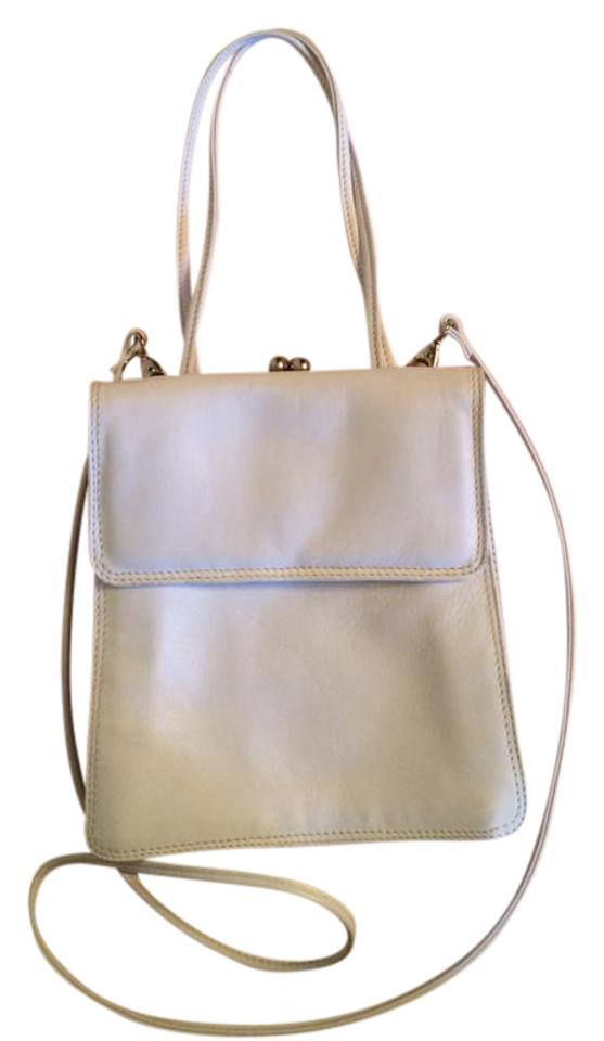 Carla Marchi Crossbody Leather Shoulder Bag