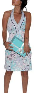 Emilio Pucci short dress Multicolor Open Back Knee Lenght on Tradesy