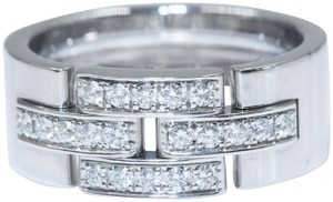 Cartier Cartier white gold and diamonds Maillon Panthere ring