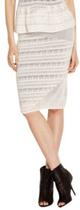 Rachel Roy Maxi Skirt cream