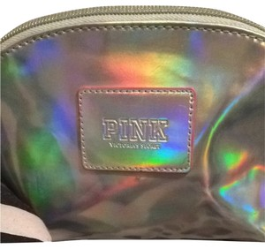PINK Hologram Travel Bag