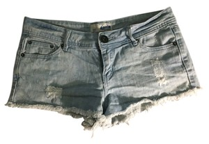 Cotton On Denim Shorts-Distressed