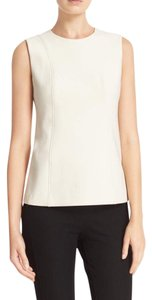 Theory Top Pearl Ivory