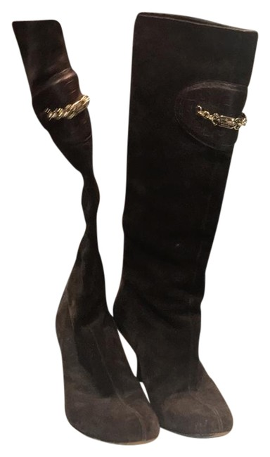 Item - Brown Boots/Booties Size US 6.5 Narrow (Aa, N)