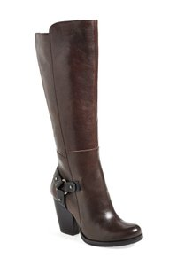 Kork-Ease Tall Brown Harness Boots