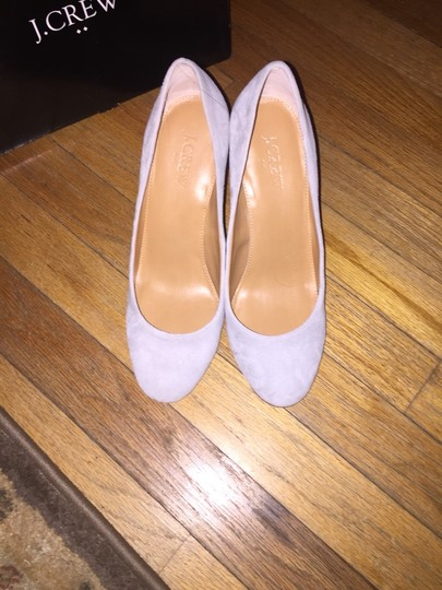 J.Crew Gray Pumps
