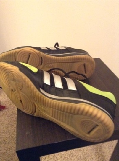 adidas Neon Green And Black Athletic