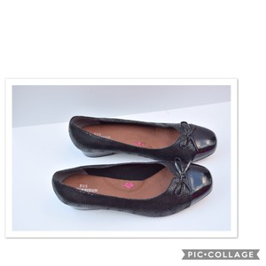 Ros Hommerson black Flats