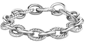 David Yurman Oval Bracelet 7.5