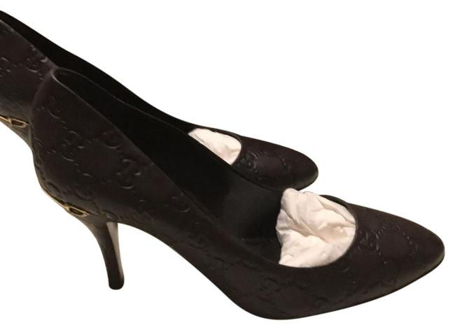 Item - Chocolate Brown 310284- Pumps Size EU 39 (Approx. US 9) Narrow (Aa, N)