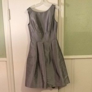 Alfred Sung Quarry / Silver / Grey Dress