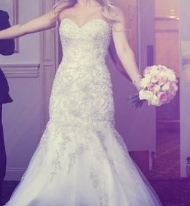 Allure Bridals C283 Wedding Dress