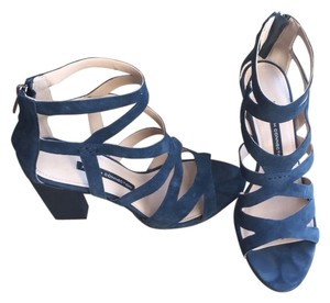 French Connection Navy Blue Sandals