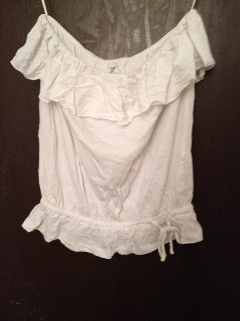 Gap Top White