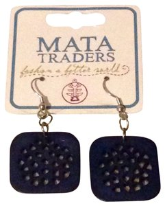 Mata Traders Starry Night Fair Trade Earrings