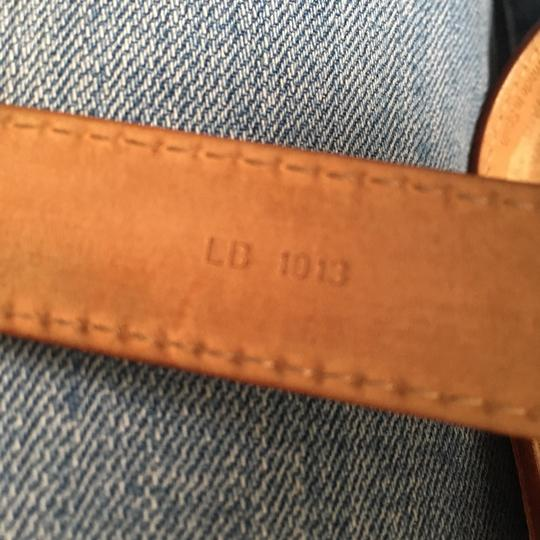 Louis Vuitton Monogrammed Multicolored Louis Vuitton Belt
