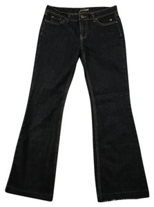 Grane Boot Cut Jeans-Dark Rinse