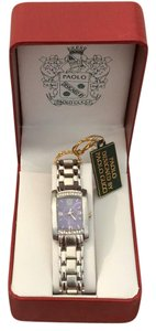 Paolo Paolo Gucci watch new in box