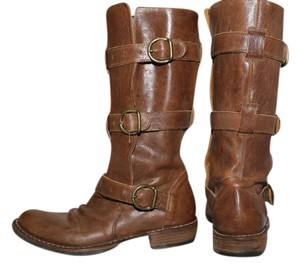 Fiorentini + Baker Midcalf Brown Boots