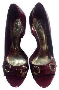 Carlos by Carlos Santana Red Wine Pumps