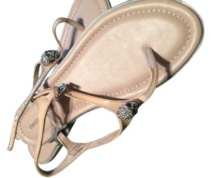 obession light tan Sandals