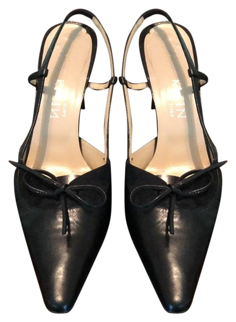 Anne Klein Black New York Pumps Size US 9 Narrow (Aa, N) Anne Klein Black New York Pumps Size US 9 Narrow (Aa, N) Image 1