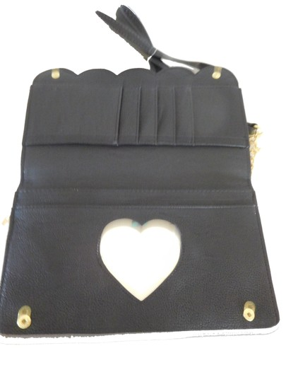 Betsey Johnson Triple Entry Pearl Studs Cross Body Bag Image 4