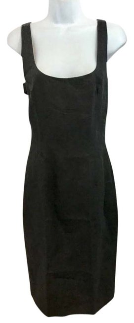 Preload https://img-static.tradesy.com/item/22048106/louis-feraud-black-crisscross-straps-linen-mid-length-night-out-dress-size-6-s-0-1-650-650.jpg