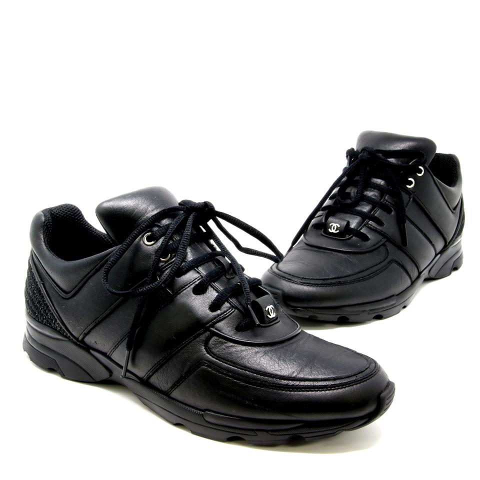 Chanel Tennis Shoes Mens