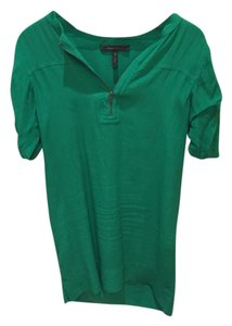 BCBG short dress Green on Tradesy