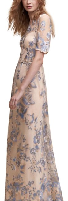 Item - Blush with Blue Guilia Long Formal Dress Size 2 (XS)