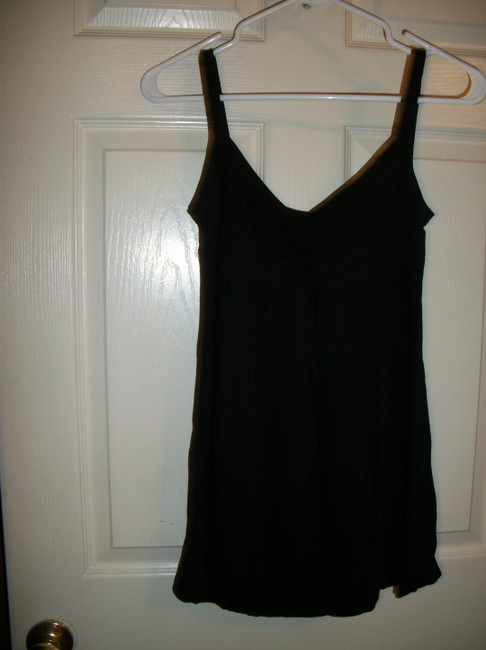 Juicy Couture Gather Long Tee Top black Image 1
