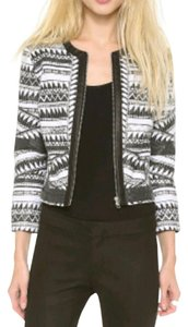 Yigal Azrouël Black and white Blazer