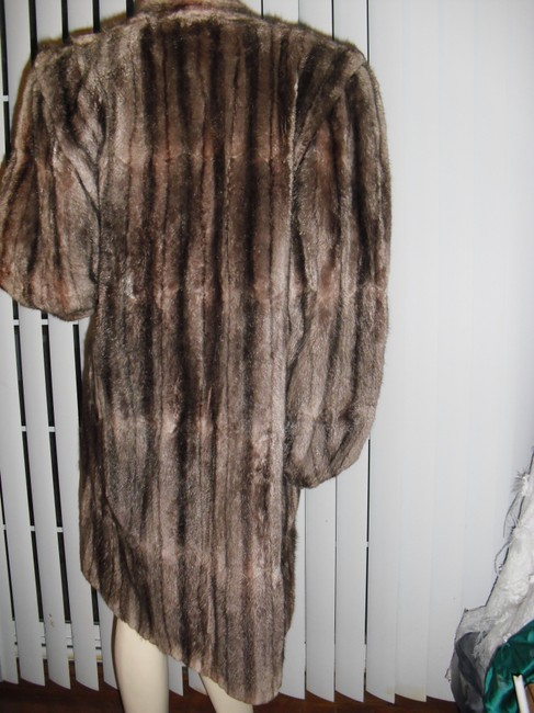 Genuine Fur Coat Image 5