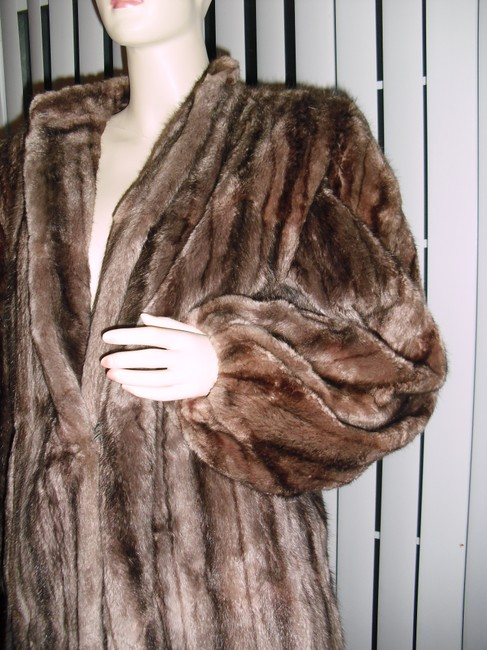 Genuine Fur Coat Image 6