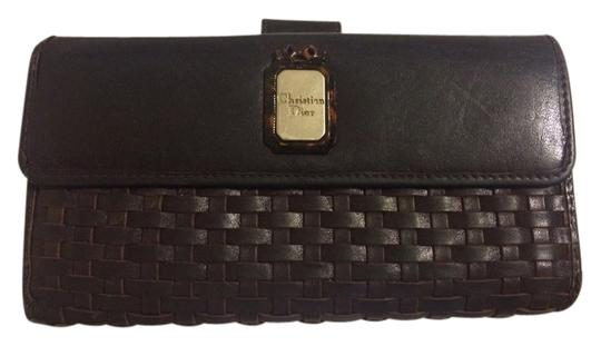 Preload https://item5.tradesy.com/images/dior-brown-leather-wallet-2204979-0-0.jpg?width=440&height=440