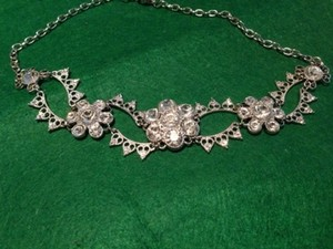 Macy's Antique Looking Necklace