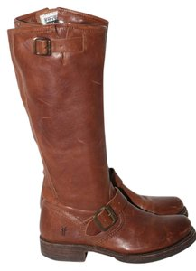 Frye Ridding Brown Boots