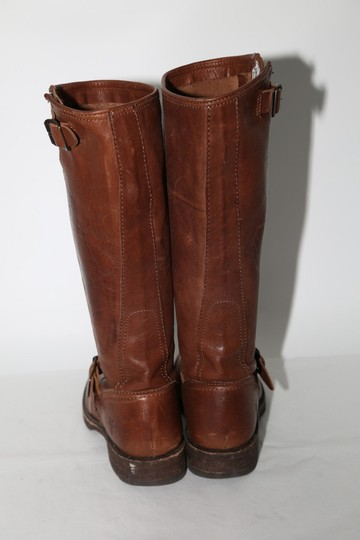 Frye Ridding Brown Boots Image 7