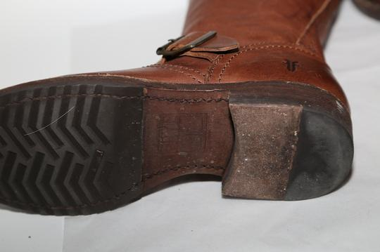 Frye Ridding Brown Boots Image 9