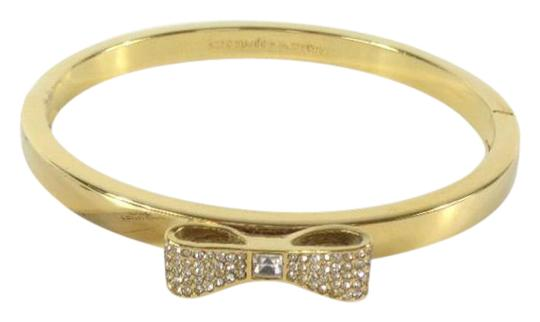 Preload https://img-static.tradesy.com/item/22050677/kate-spade-gold-o0ru1565-ready-set-bow-tone-bangle-bracelet-0-1-540-540.jpg