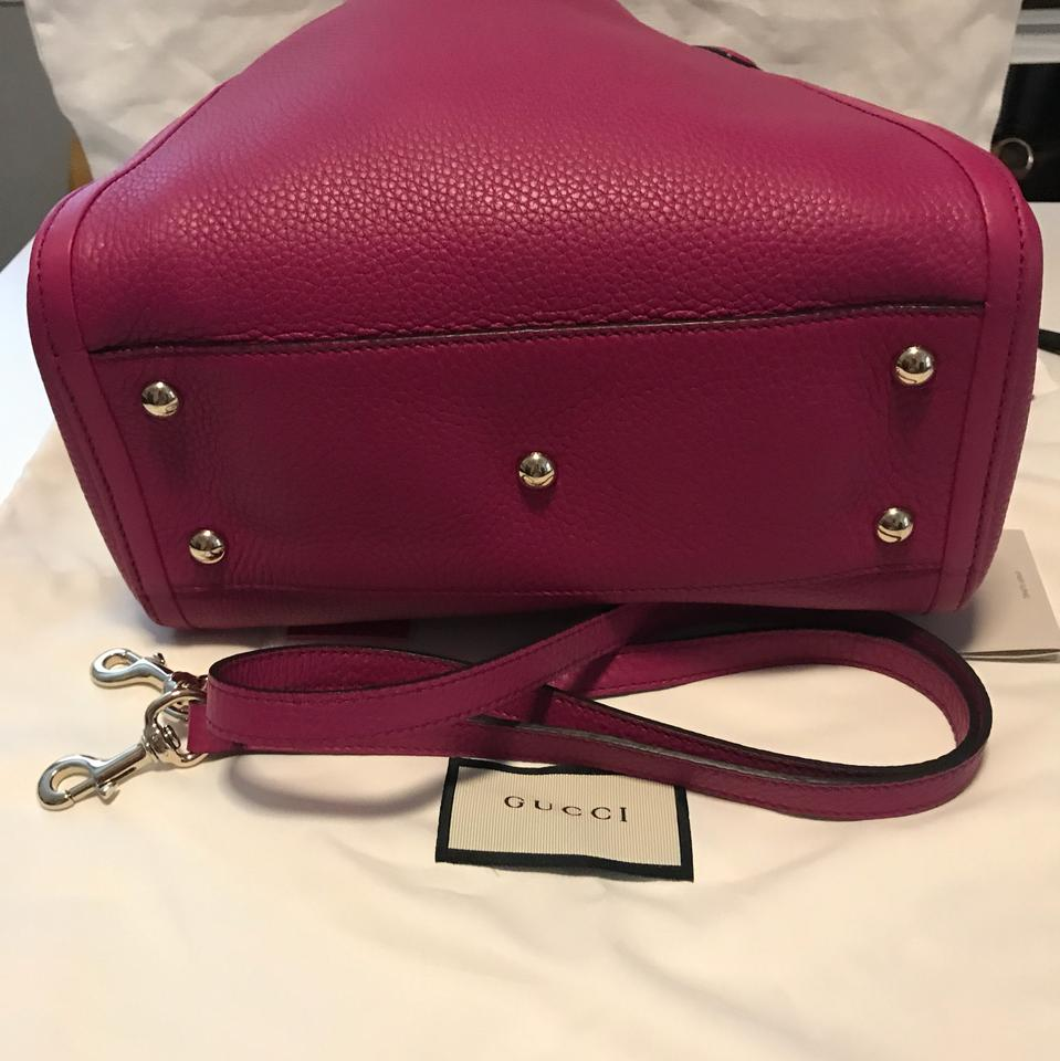 f78379496581 Gucci Soho Small Multi Multifunction Bright Bougainvillea Pink ...