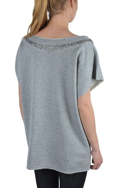 Just Cavalli T Shirt Gray Image 1