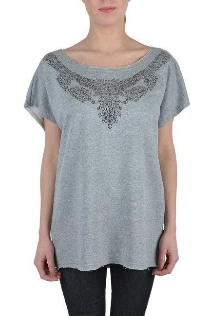 Just Cavalli T Shirt Gray Image 2
