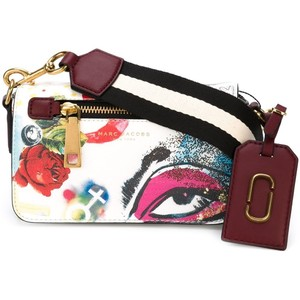 Marc Jacobs Leather Collage Cross Body Bag