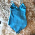 Clover Canyon Clover Canyon aqua laser cut out one piece swim suit Image 3